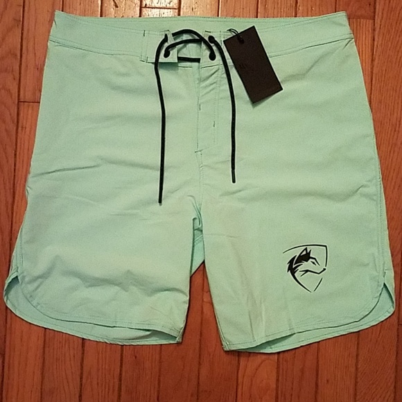 b28777ff9a Alphalete Athletics Shorts | Mens Alphalete Board Mint | Poshmark